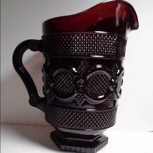 Vintage Avon pitcher